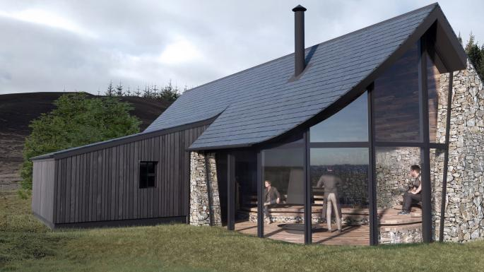 Glenlivet Whisky Lodge Plans Prove Hard To Swallow For Locals photo