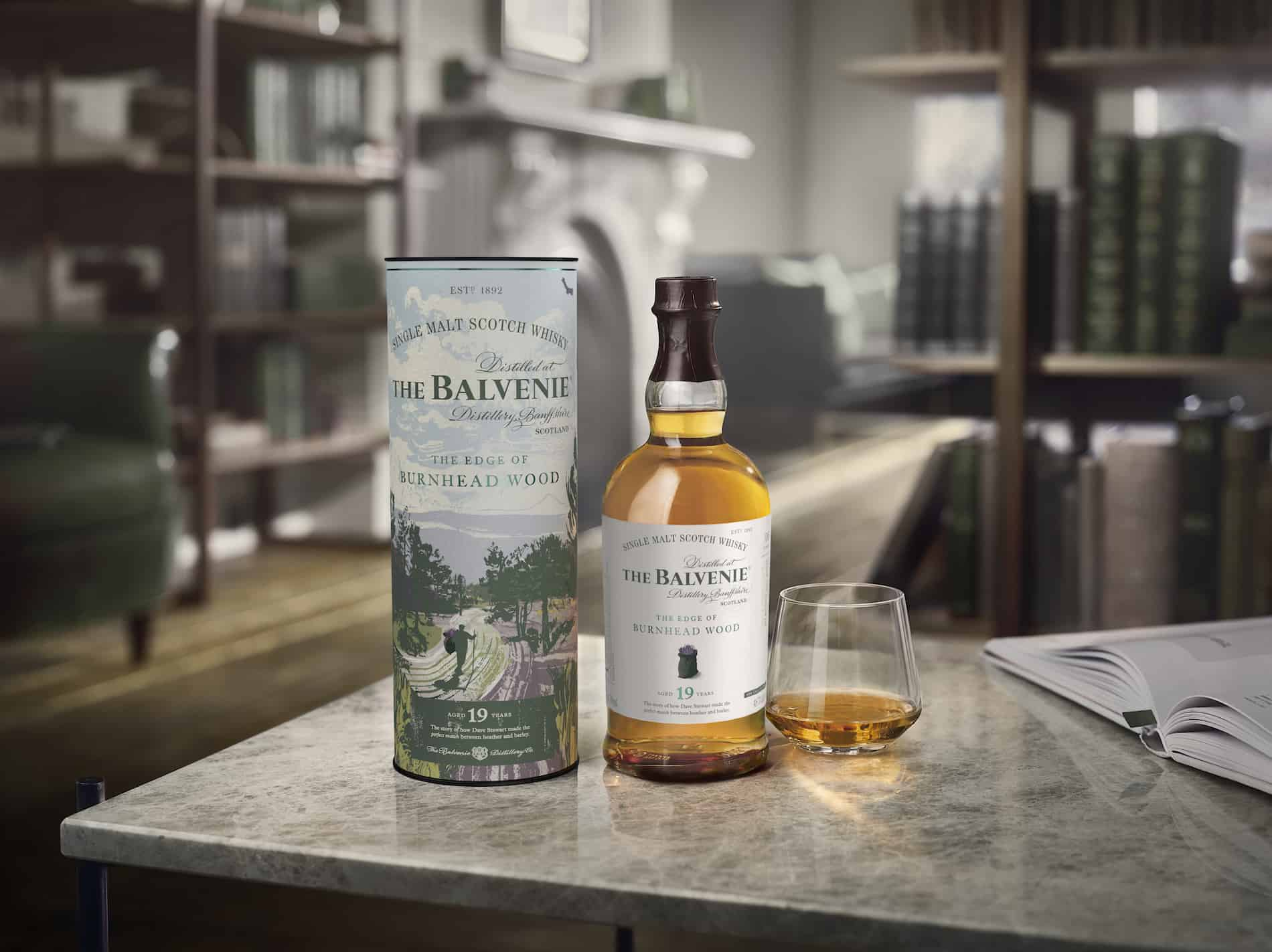Spirit Of The Week: The Balvenie The Edge Of Burnhead Wood 19-year-old photo