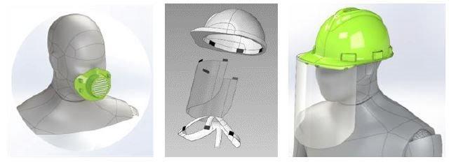 Mpact Expands Face Shield Range photo