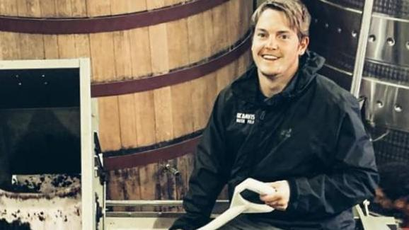 Colter Knight Travels The World To Pursue His Wine Making Career photo