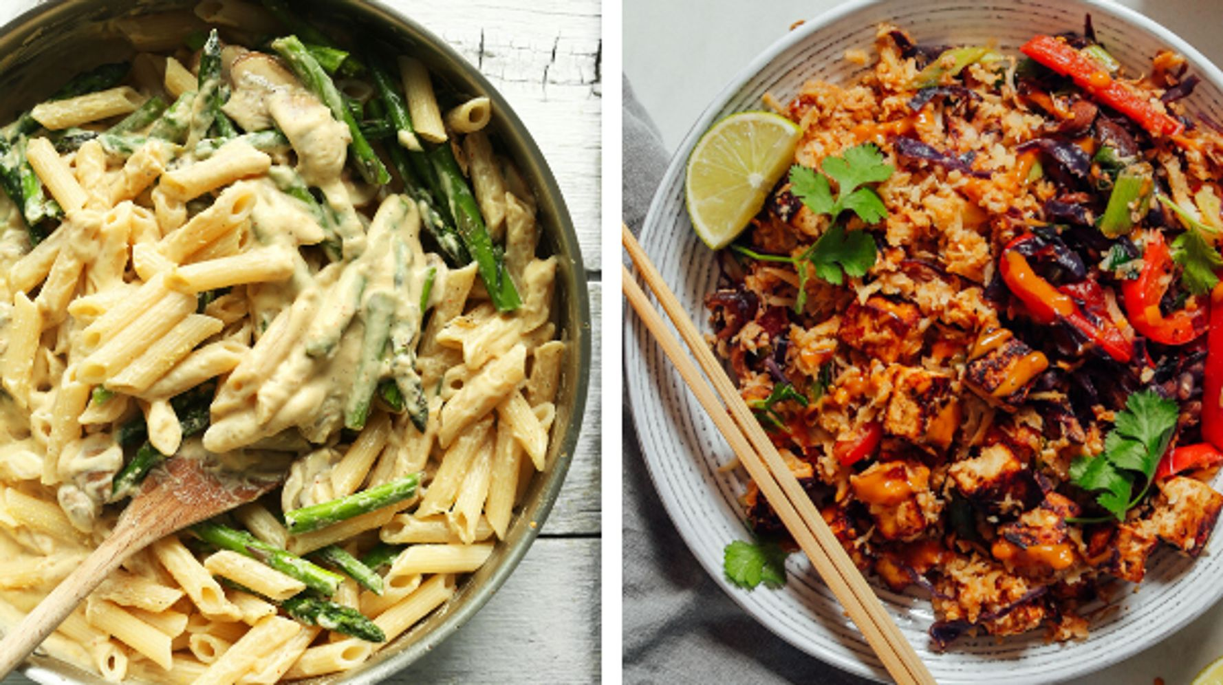 33 Easy Vegan Dinner Recipes You'll Fall In Love With photo