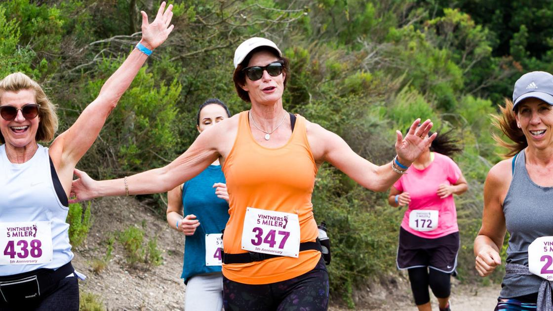Alma Rosa Winery To Co-host 2020 Vintner's 5-miler In Support Of Mental Health Awareness photo