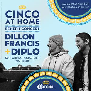 Corona Invites You To #cincoathome To Support The Restaurant Community photo