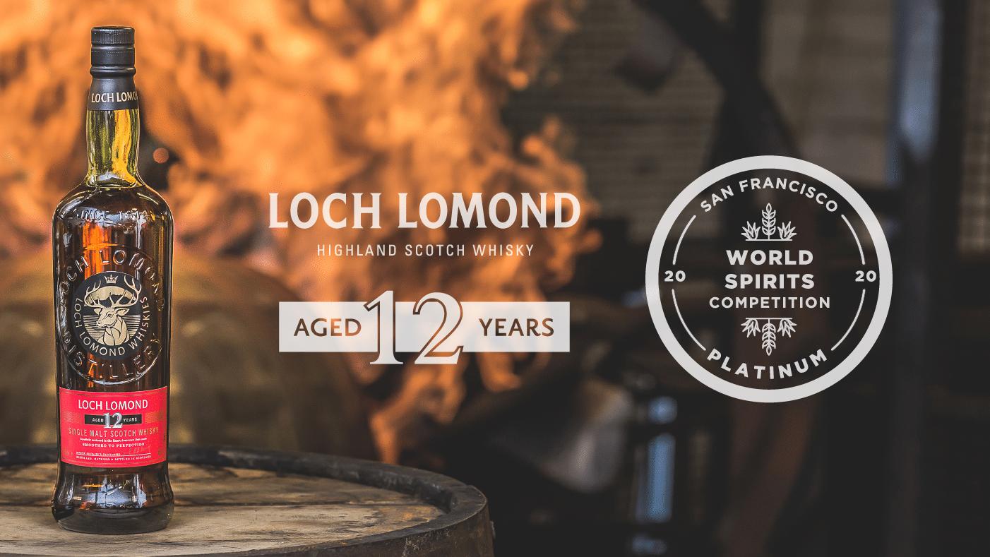 $69 Loch Lomond Single Malt Whisky Wins Platinum In San Francisco photo