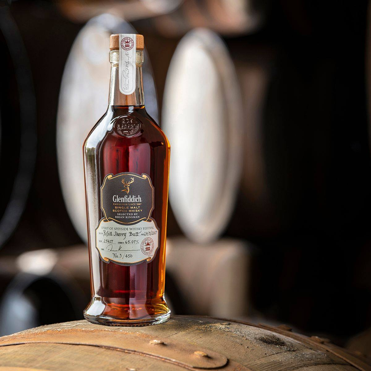 Glenfiddich To Auction Limited Edition Spirit Of Speyside 2020 Festival Bottlings photo