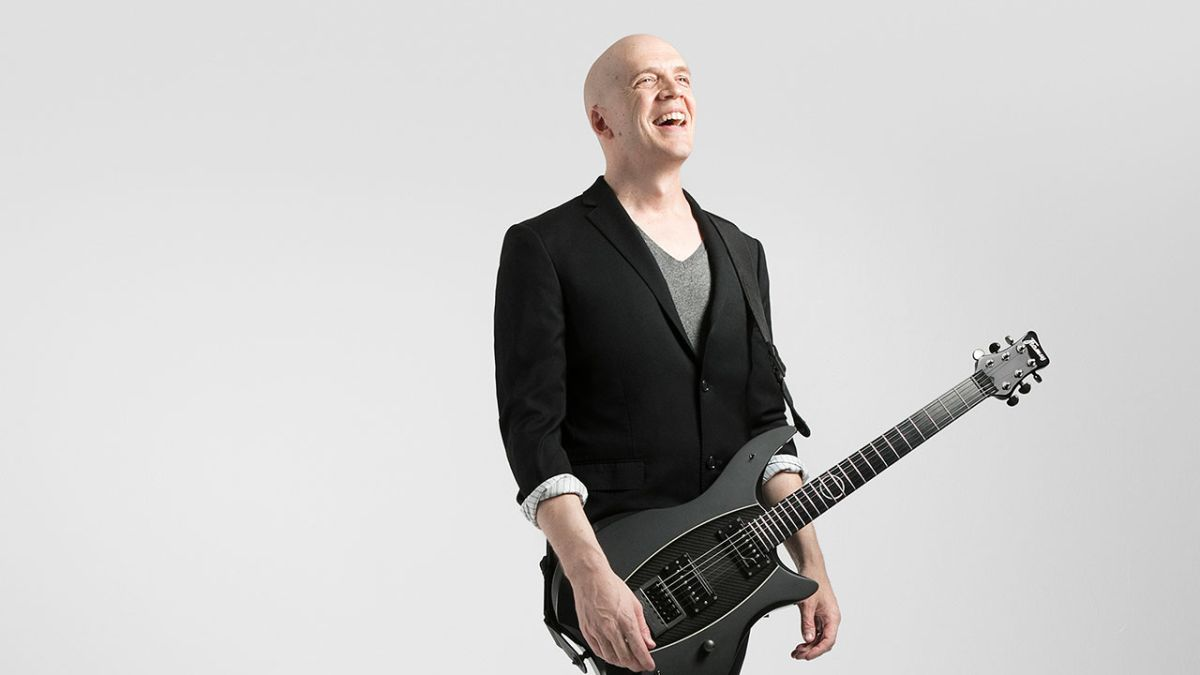 Devin Townsend Releases New Video For Sprite photo