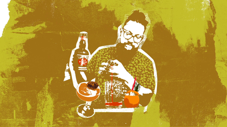 Tip Your Bartender: Beaker & Gray photo