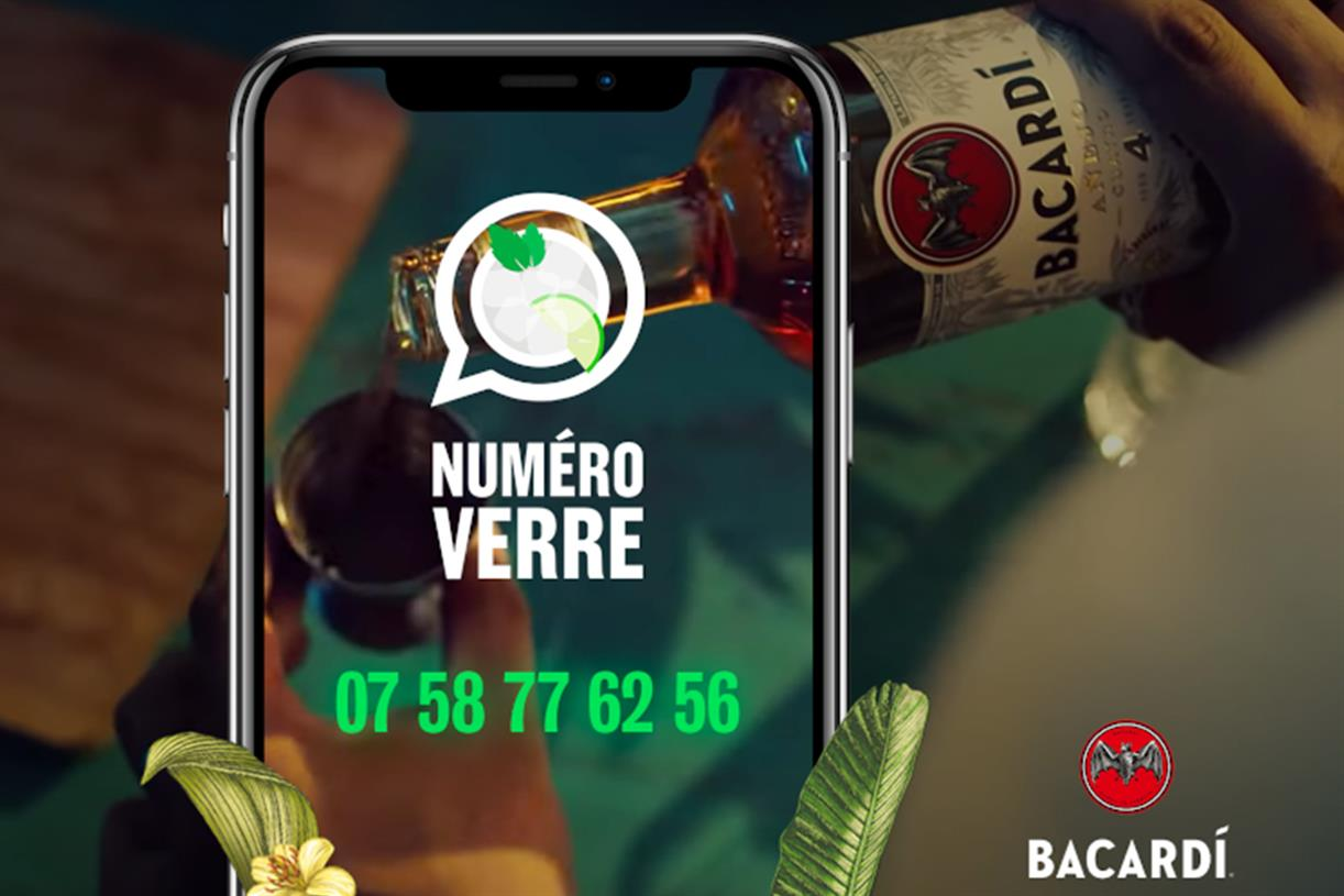 Bacardi Hotline Serves Advice To Home Cocktail Makers photo