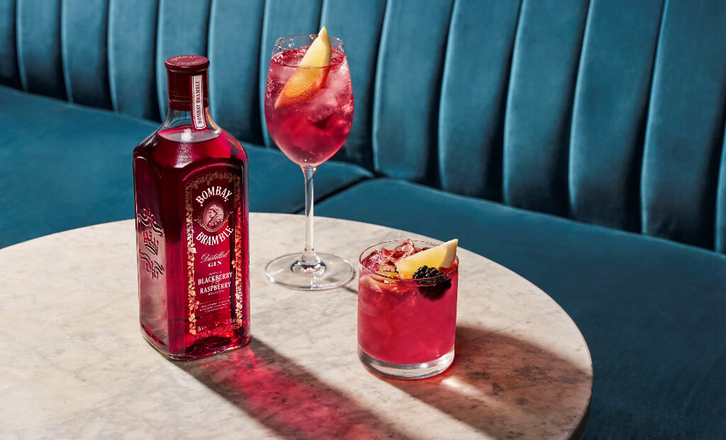 Cocktails & Create: Bombay Sapphire Zoom Masterclass With Joey Yu And Franck Dedieu photo
