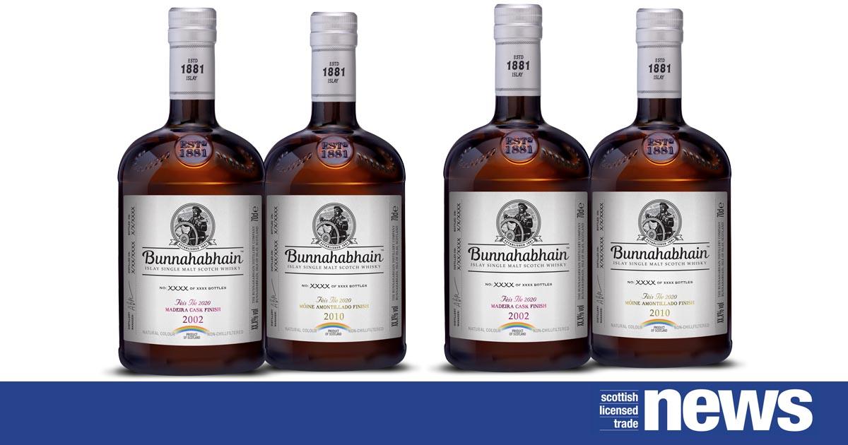 Bunnahabhain To Celebrate Fèis Ìle With Virtual Tasting Tonight photo