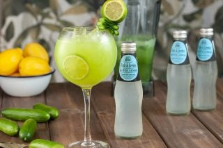 Recipe: Cloudy Cucumber Gin Mocktail photo