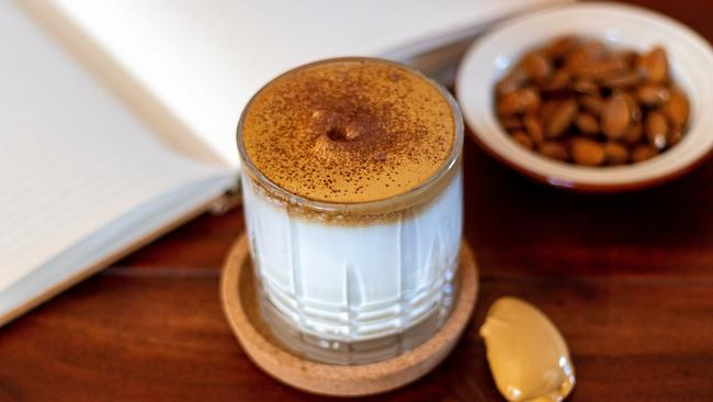 Watch: How To Make The Perfect Dairy-free Dalgona Coffee photo