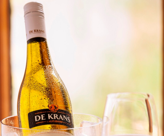 De Krans Unveils New Muscat Nectar Alcohol-free Sparkling 'wine' photo