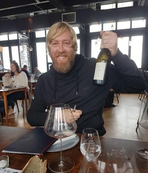 Coronavirus And Sa Wine: Donovan Rall Of Rall Wines photo