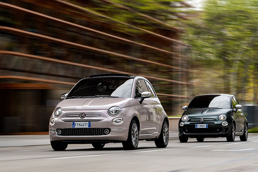 "Fiat 500 Star And 500 Rockstar: A ""style Secret"" For Global Success photo"