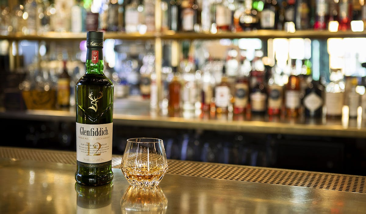 How Glenfiddich Went Into Battle To Win The Whisky Wars – Marketing Week photo