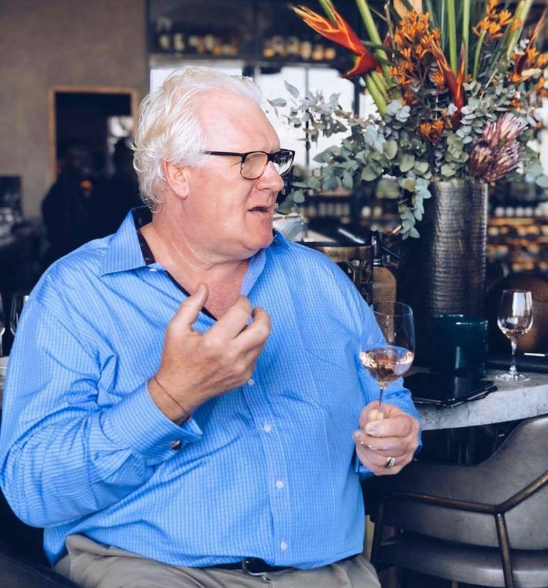 Coronavirus And Sa Wine: Gerard Holden Of Holden Manz photo