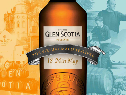 Glen Scotia Takes Annual Campbeltown Malts Festival Experience Online photo