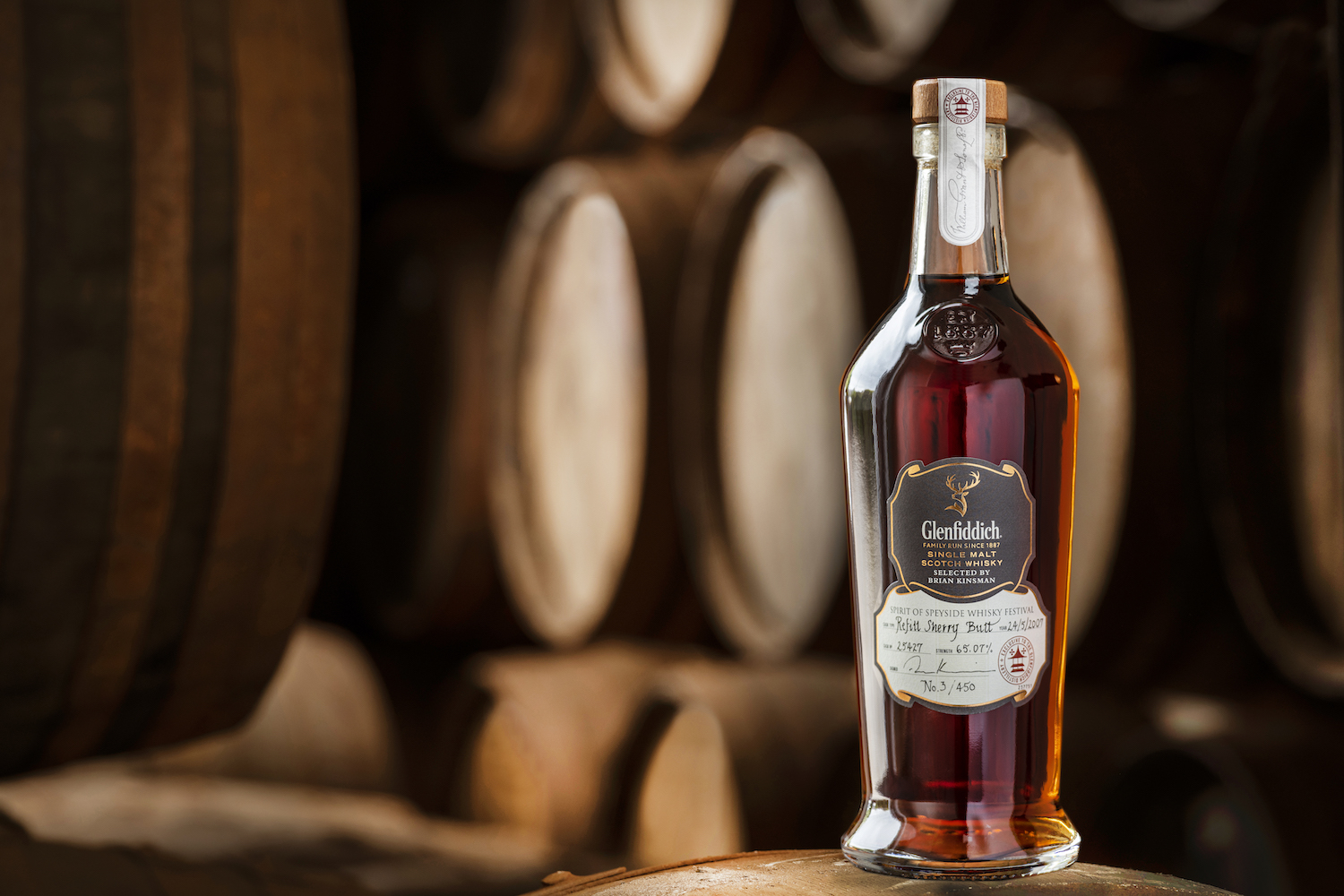 Glenfiddich To Auction A Limited Edition Whisky To Aid Covid-19 Relief photo