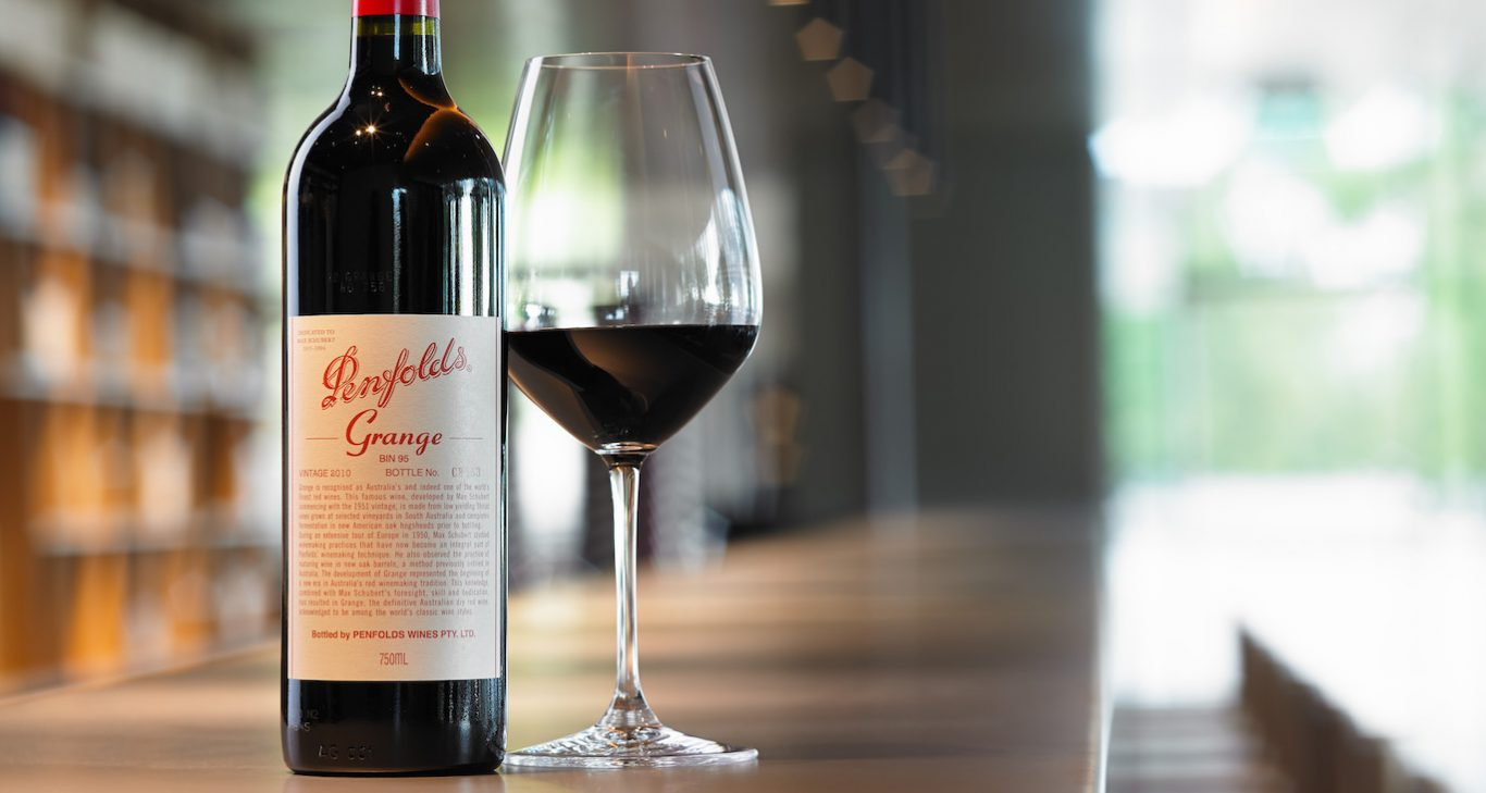 An Exploration And Tasting Of Four Signature Penfolds Wines photo