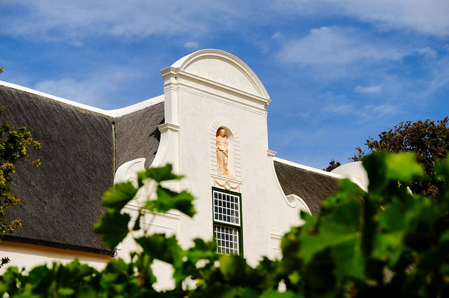 A Message Of Hope From One Of The World's Oldest Brands Groot Constantia photo
