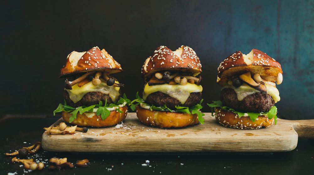 Style Your Patty Like A Pro With These Burger Toppings photo