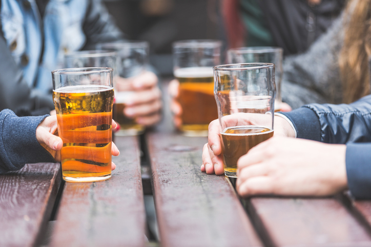 Has Coronavirus Changed How Much Alcohol Americans Are Drinking? photo