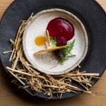 Hay-roasted Beetroot Soup photo