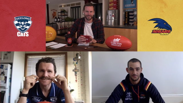Cub Footy Show Racks Up Over A Million Views photo
