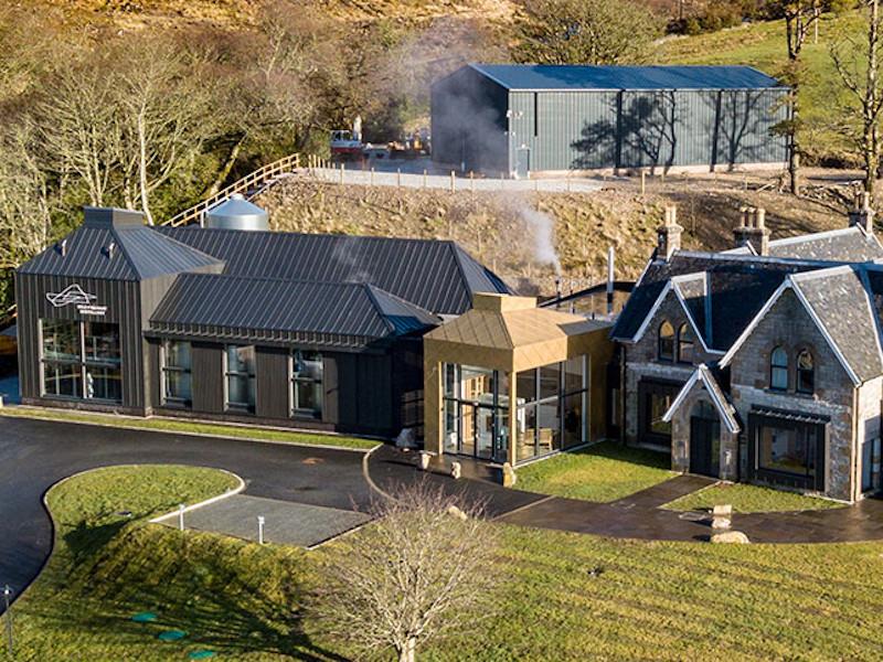Isle Of Raasay Distillery, Scotland, United Kingdom photo