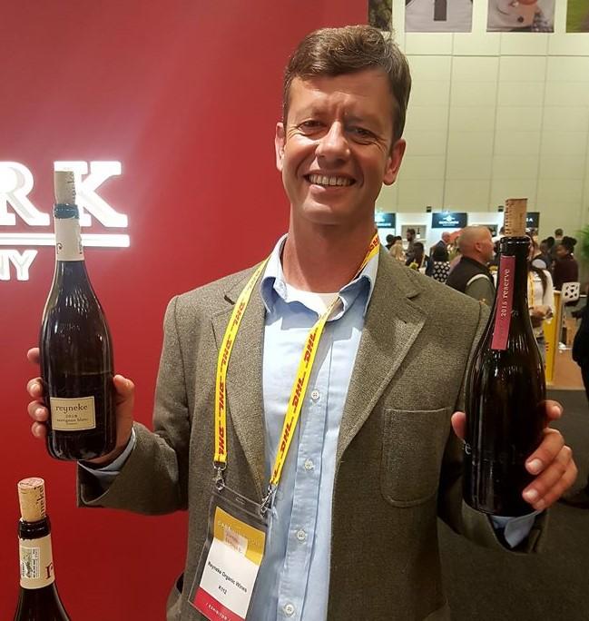 Coronavirus And Sa Wine: Johan Reyneke Of Reyneke Wines photo