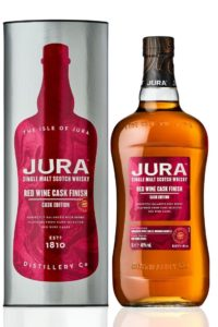 "Celebrating An ""unbreakable Bond"": Jura Reveals New Red Wine Cask Finish Whisky photo"