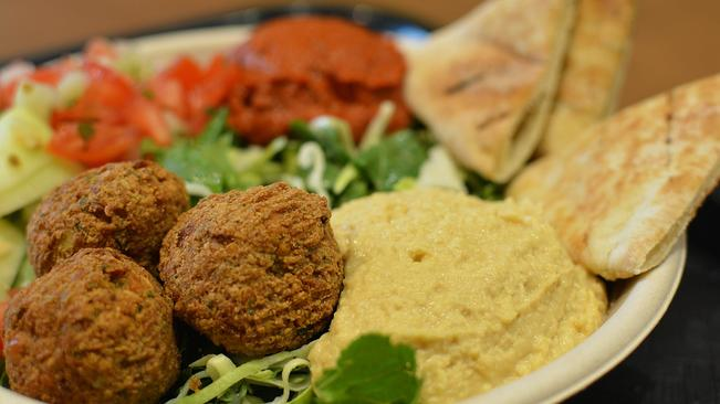 Recipe: Kriya Gangiah's Home-made Falafel photo