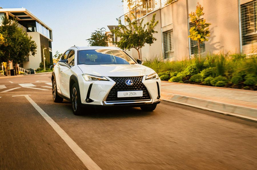 And Then There Were Two: Lexus Ux Luxury Compact Crossover Expands Hybrid Line-up photo