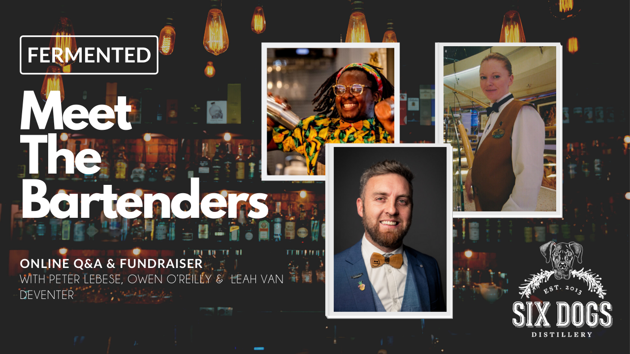 Fermented Launches 'meet The Bartenders' Fundraiser photo
