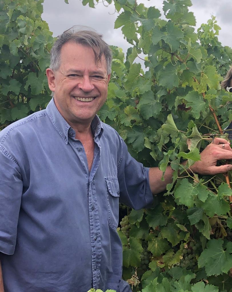 Coronavirus And Sa Wine: Michael White Of Highlands Road photo