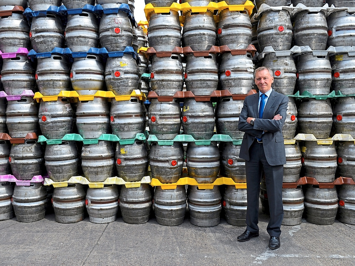 Jobs Promise As Marston's Joins Forces With Carlsberg photo