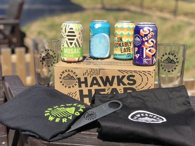 Win A Hawkshead Brewery Bbq Bundle photo