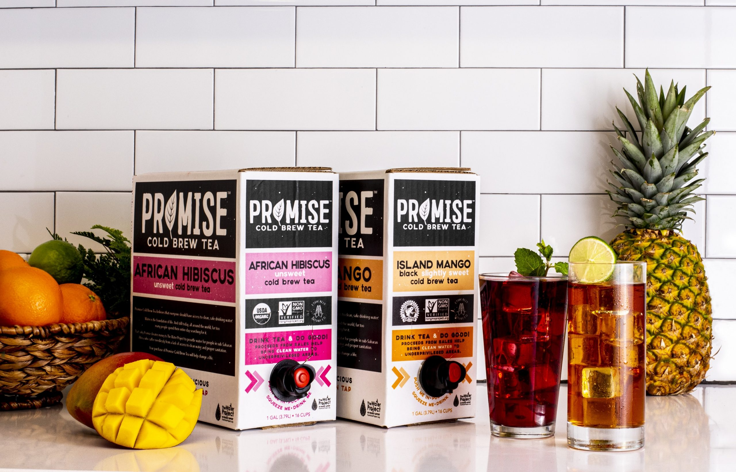 What's Hitting The Shelves? New Beverages: May photo