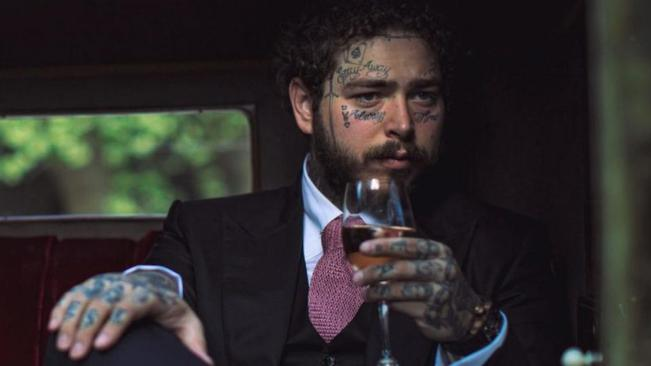 Post Malone Set To Launch His Own French Rosé photo