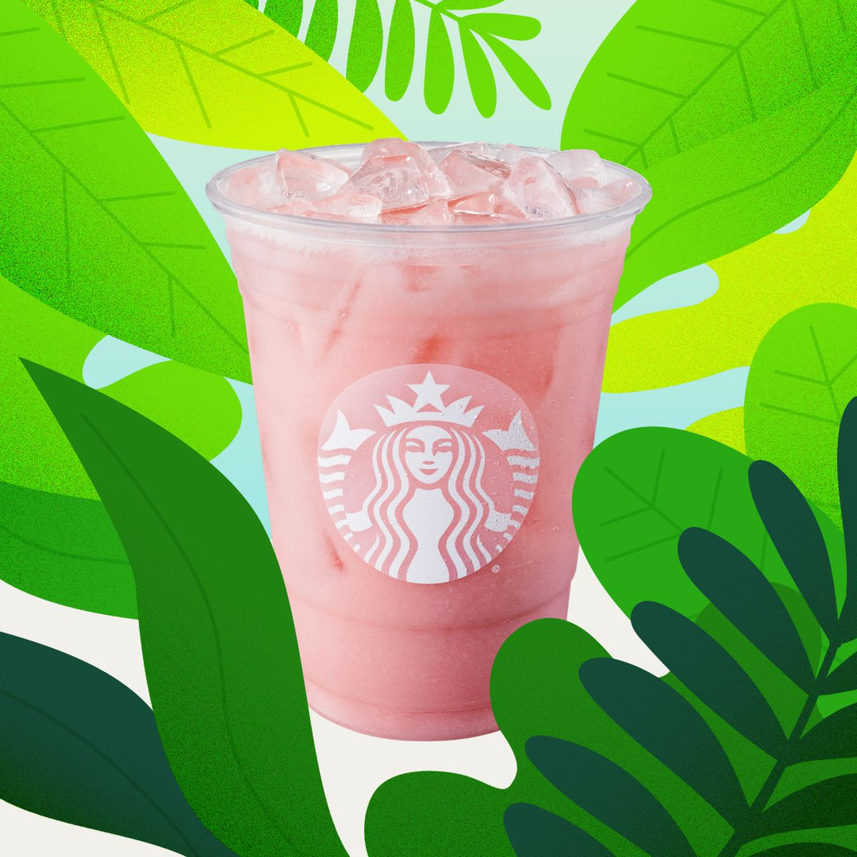 Starbucks Debuts Iced Guava Passionfruit Drink And Unicorn Cake Pop On Summer Menu photo
