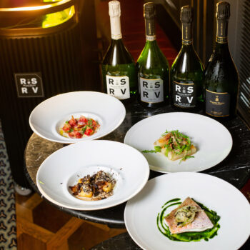 Champagne Mumm's Rsrv Club Launches In Hk photo