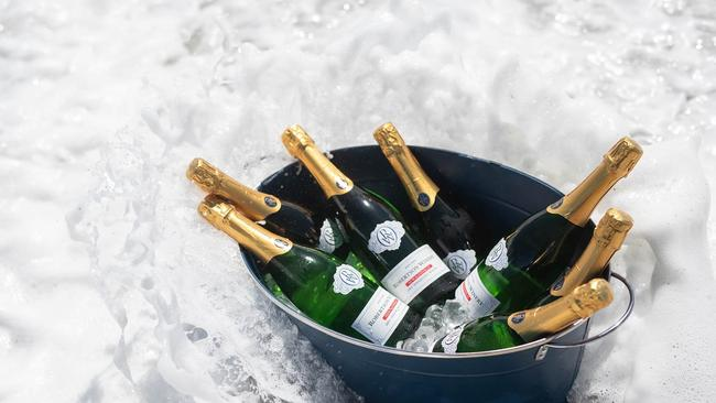The Best Alcohol-free Bubbly For Mother's Day photo