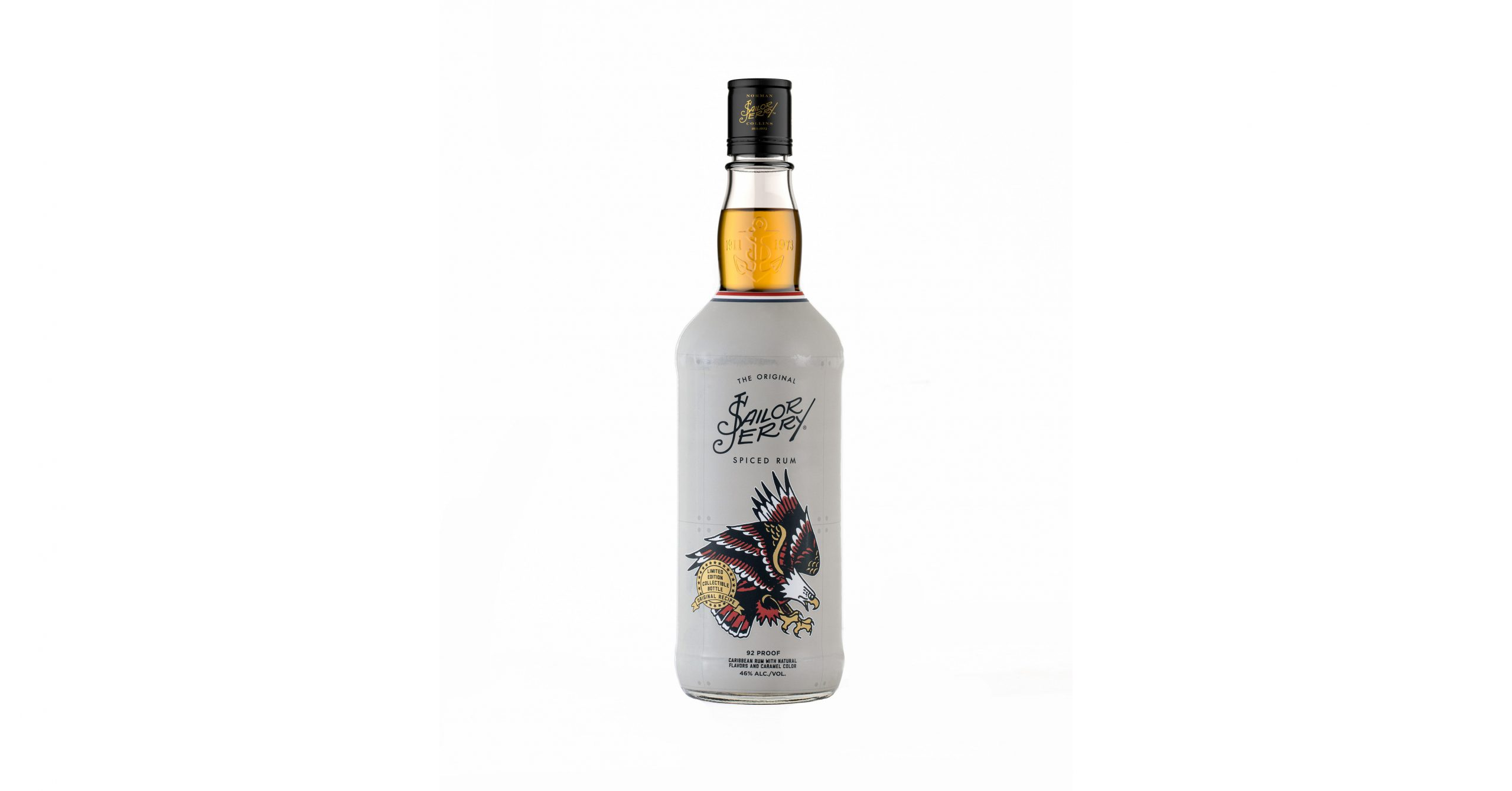 Sailor Jerry Spiced Rum Releases Limited-edition Bottle Commemorating Servicemen And Women For Military Appreciation Month photo