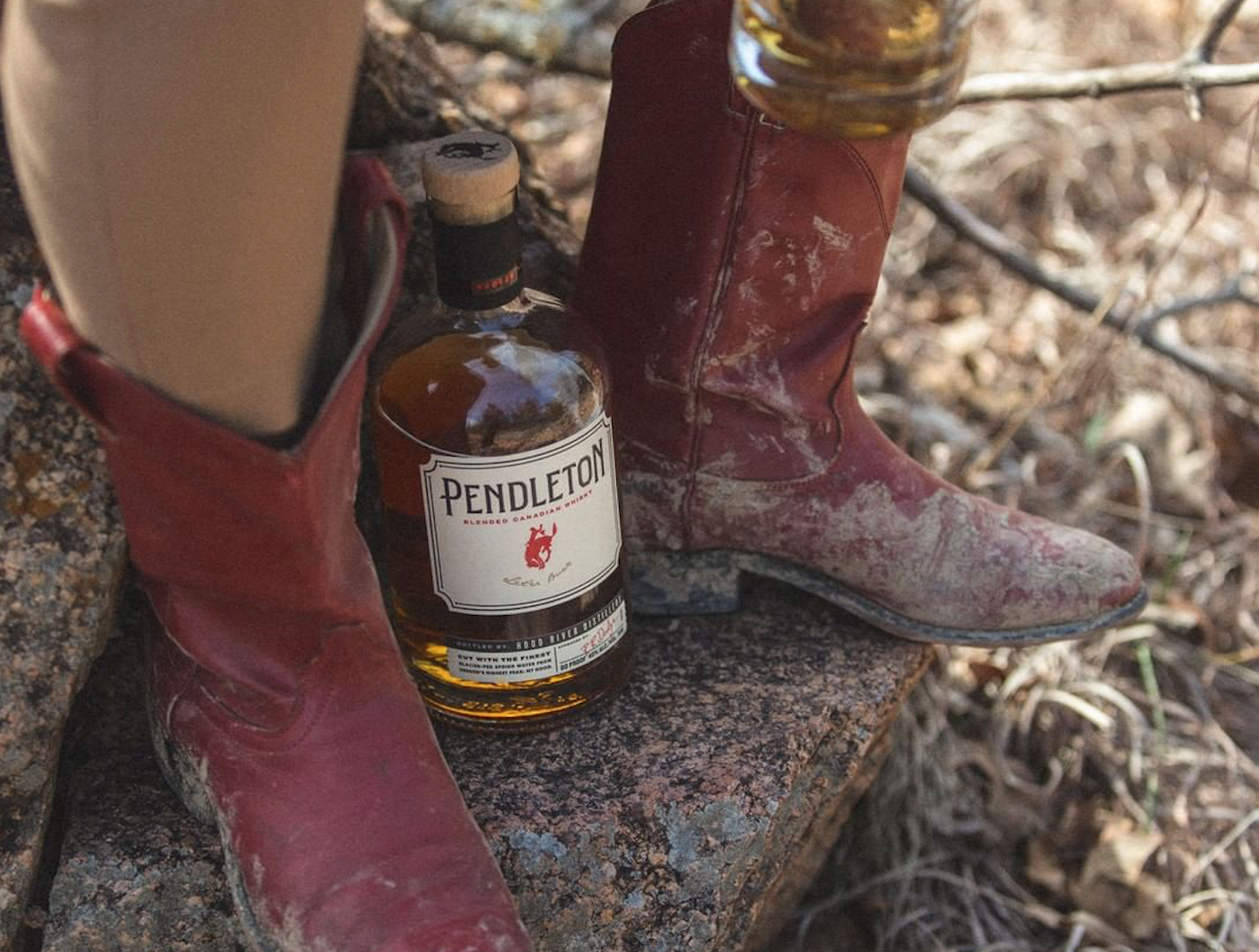 Pendleton Whisky Is Here To Support Western Athletes photo