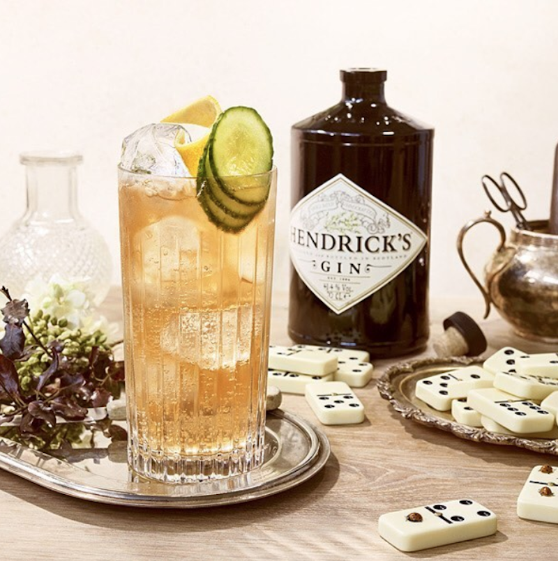 Hendrick's Gin Gives Back To Nola Bartender Through Virtual Cocktail Sharing Series photo