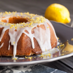 How To Bake A Lemon Bundt Cake photo