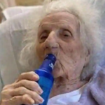 Feisty 103-year-old Granny Survives Coronavirus And Celebrates With Beer photo