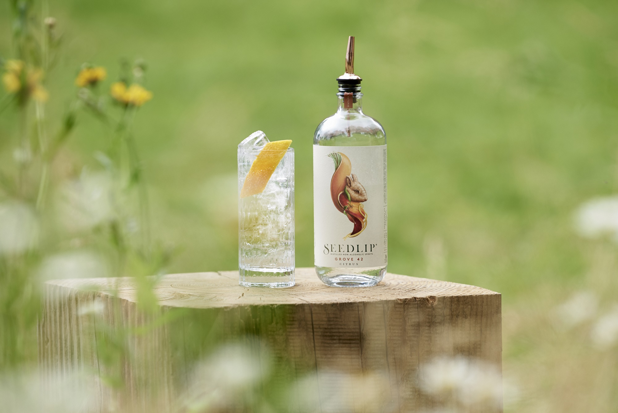 Seedlip Embraces Global Momentum In Low To No Alcohol: 'consumers Are Becoming More Health-conscious And Demanding Of Quality' photo