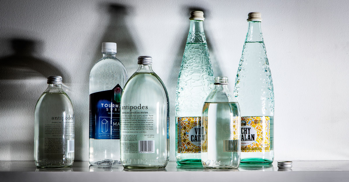 What's In A Water? photo